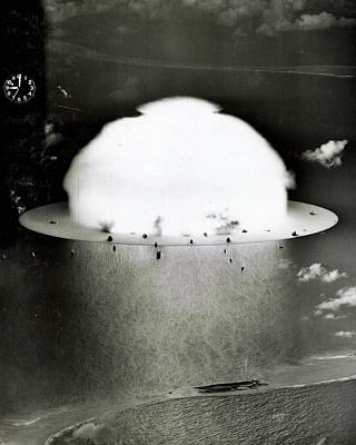 Operation Crossroads Poster by Benjamin Yeager