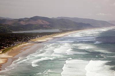 Or, Oregon Coast, Neahkahnie Beach Poster by Jamie and Judy Wild