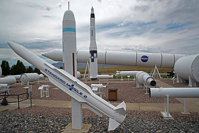 Orbital Atk Rocket Test Facility Poster