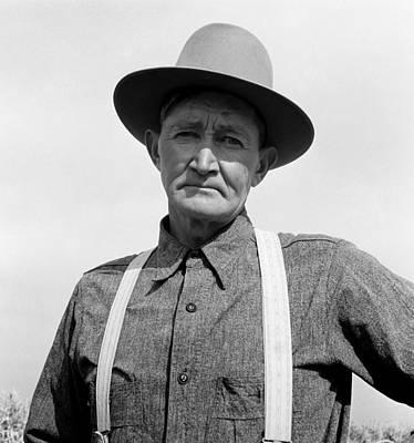 Oregon Farmer, 1939 Poster by Granger