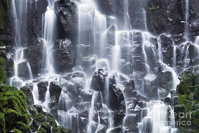 Oregon Ramona Falls Poster