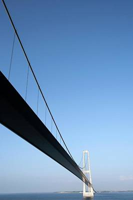 Oresund Bridge Poster