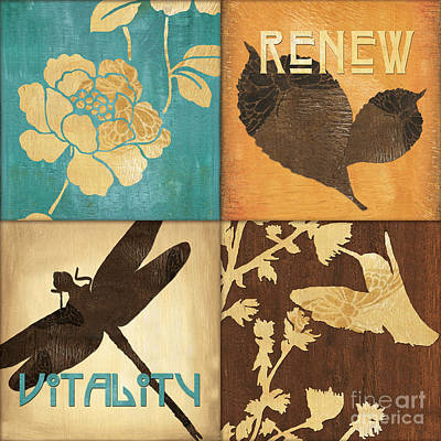Organic Nature 4 Poster
