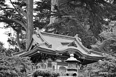 Oriental Garden #2 Poster by George Mount