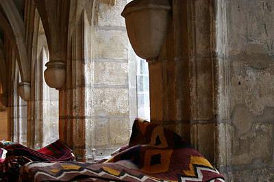 Oriental Rugs In Paris Poster