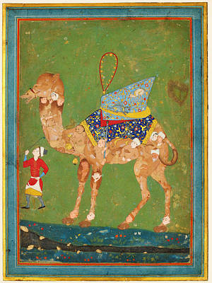 Orientalist Art Poster by Celestial Images