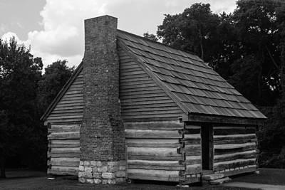Original Cabin Of President Andrew Jackson Poster by Robert Hebert