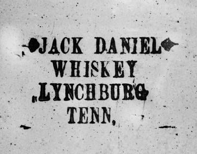 Original Whiskey Poster