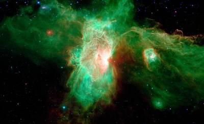 Orion Molecular Cloud Complex Poster by Nasa/jpl-caltech