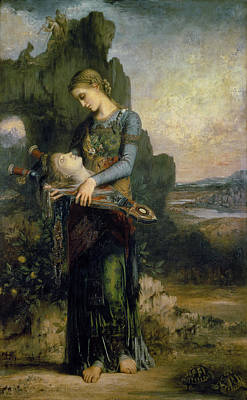 Orpheus, 1865 Oil On Canvas Poster