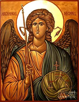 Orthodoxy Icon Poster by Archangelus Gallery