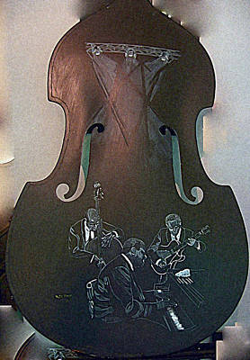 Oscar Peterson Trio Poster