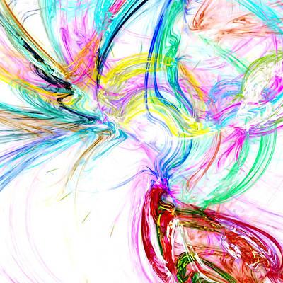 Oscillation...composer Poster by Tom Druin