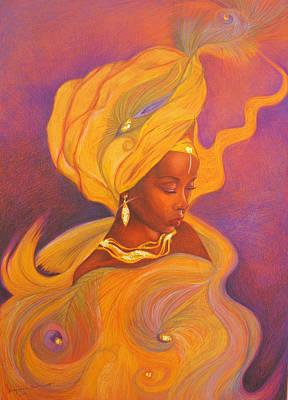 Oshun Goddess Poster
