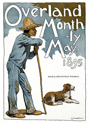 Overland Monthly, 1895 Poster by Granger