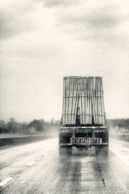 Oversized Load Poster