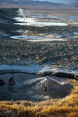 Owens Lake Re-irrigation Poster