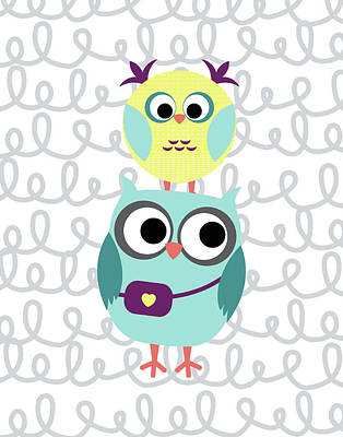 Owl 5 Poster