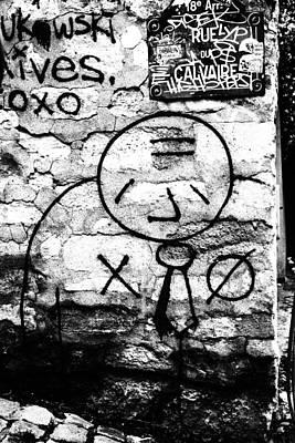 Xo Graffiti Poster