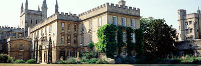 Oxford University, New College Poster by Panoramic Images