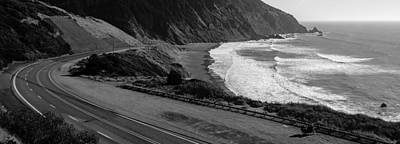 Pacific Coast Highway Poster