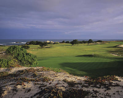 Pacific Grove Municipal Golf Course Poster