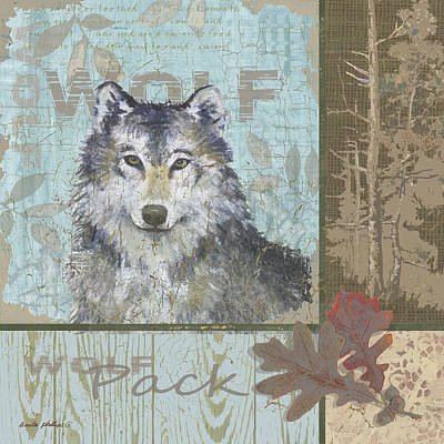 Pack Poster by Anita Phillips