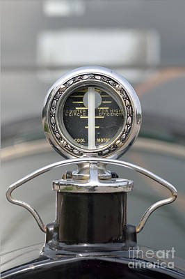 1921 Packard 4d 116 Convertible Poster by George Atsametakis