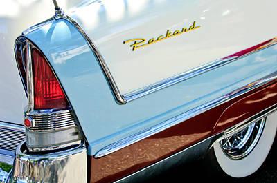 Packard Taillight Poster by Jill Reger