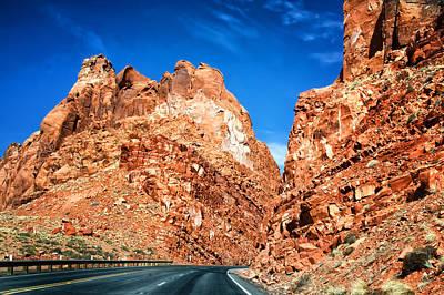 Page Arizona Poster by Jon Berghoff