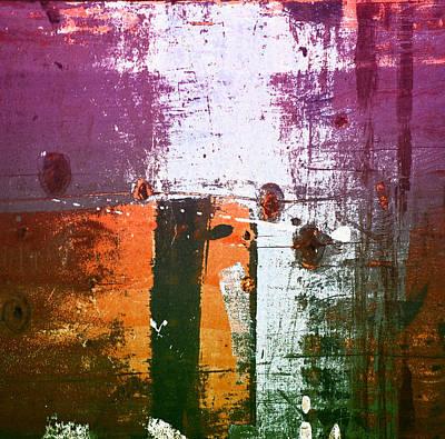 Paint Bi Color 2 Poster