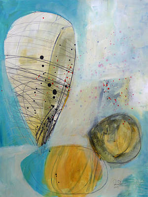 Paint Solo 3 Poster by Jane Davies