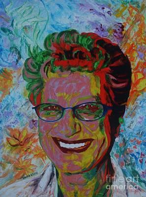 Painterartist Fin Poster by PainterArtist FINs husband Maestro
