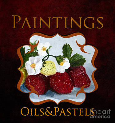 Painting Gallery Poster