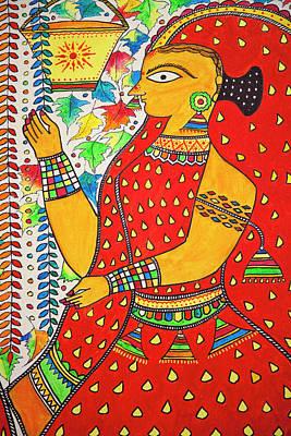 Painting, Kochi, Kerala, India Poster
