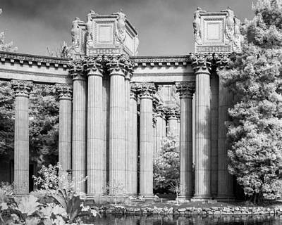 Palace Of Fine Arts IIi Poster by Bill Gallagher