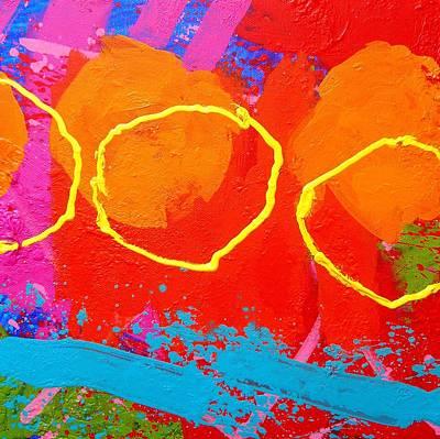 Palimpsest 004 Poster by John  Nolan