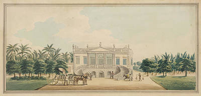 Palladian Garden-house Poster by British Library