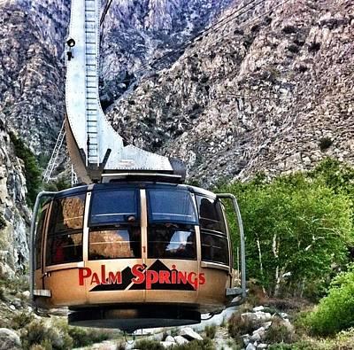 Palm Springs Tram 2 Poster