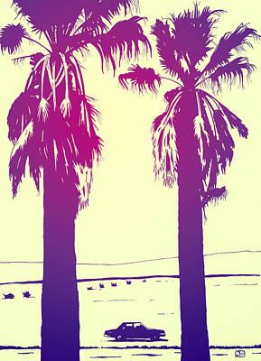 Palms Poster