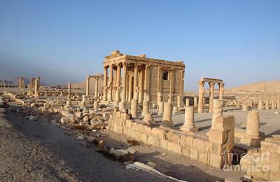 Palmyra, Syria Poster