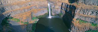 Palouse Falls State Park Poster by Panoramic Images