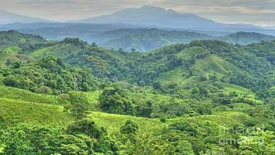 Panama Landscape Poster by Heiko Koehrer-Wagner