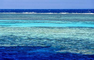 Panorama Reef Poster