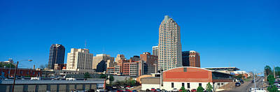 Panoramic View Of Memphis Tennessee Poster