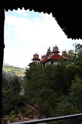 Panviman Chiang Mai Spa And Resort - Chiang Mai Thailand - 011329 Poster
