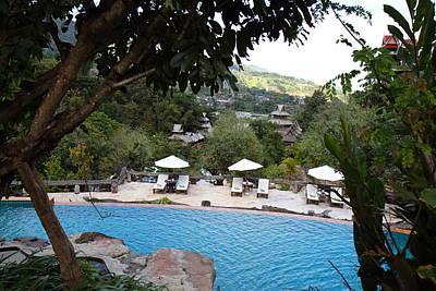 Panviman Chiang Mai Spa And Resort - Chiang Mai Thailand - 011333 Poster by DC Photographer