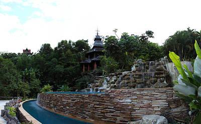 Panviman Chiang Mai Spa And Resort - Chiang Mai Thailand - 011339 Poster