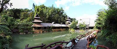 Panviman Chiang Mai Spa And Resort - Chiang Mai Thailand - 011345 Poster by DC Photographer