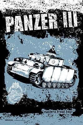 Panzer IIi Poster